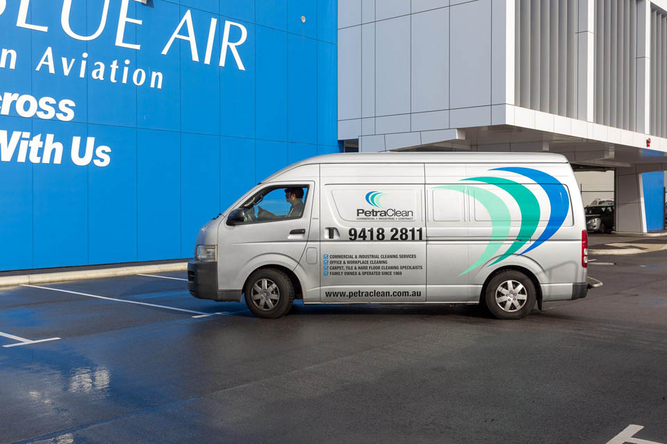 Commercial Cleaning in Perth